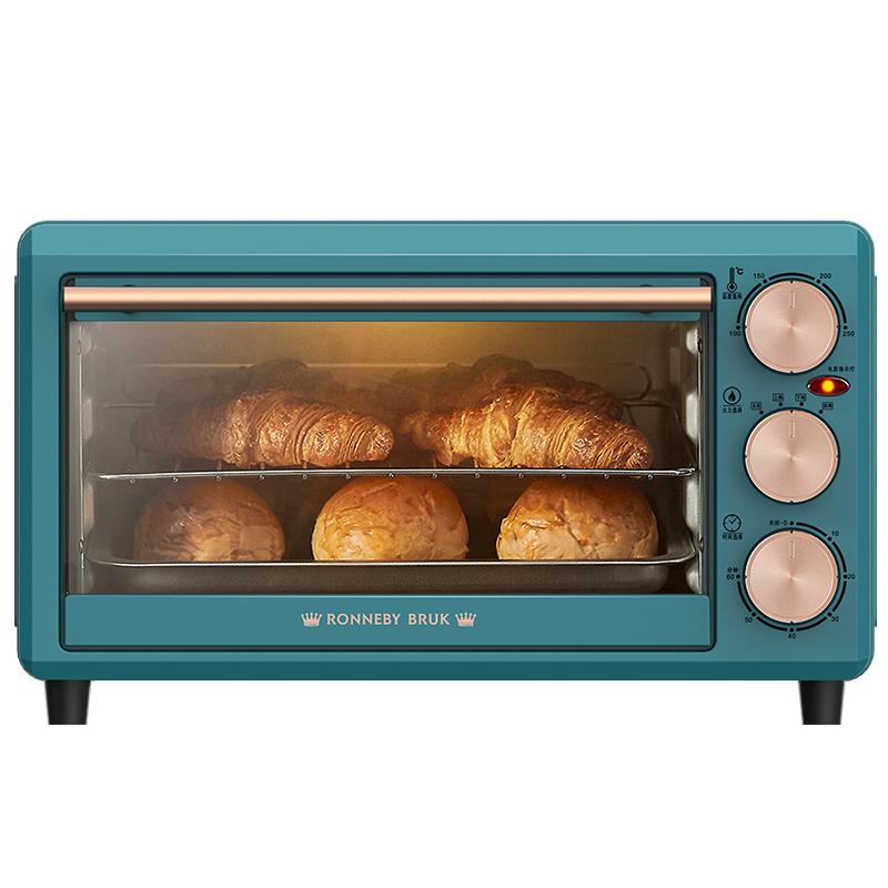 瑞徕德(Ronneby Bruk)家用电烤箱 智能烘焙 多功能电烤箱