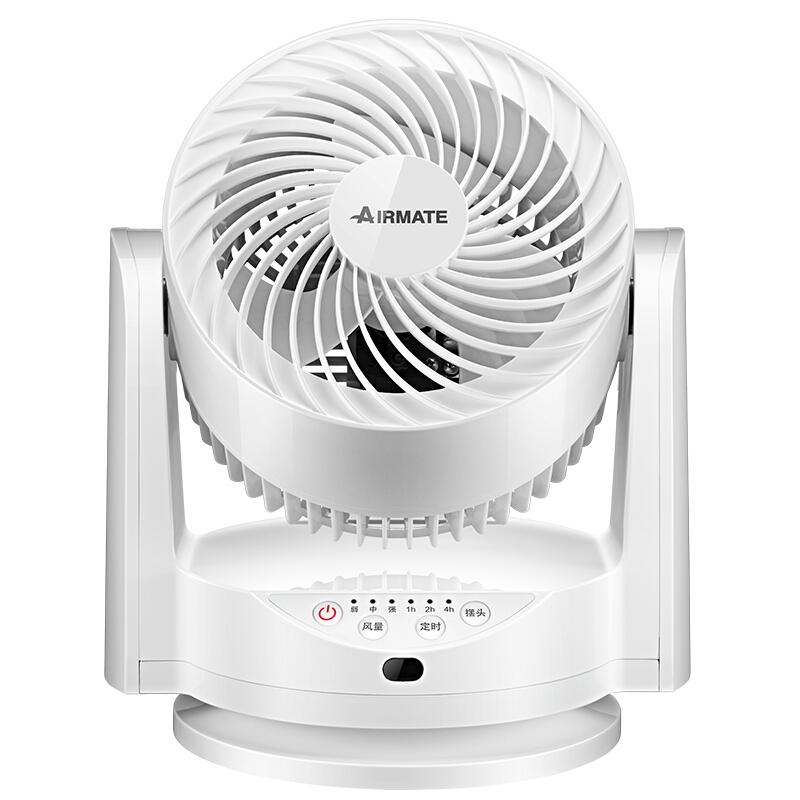 艾美特FB1562R空气循环扇家用电风扇迷你静音台式6寸
