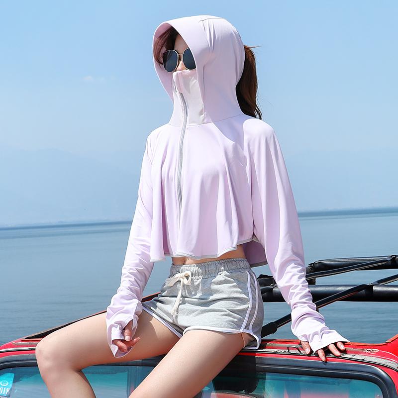 浪莎夏季防紫外线防晒衣