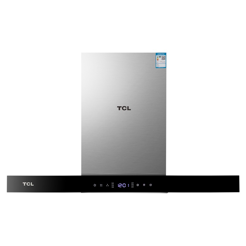 TCL CXW-265-TC06 油烟机 黑色