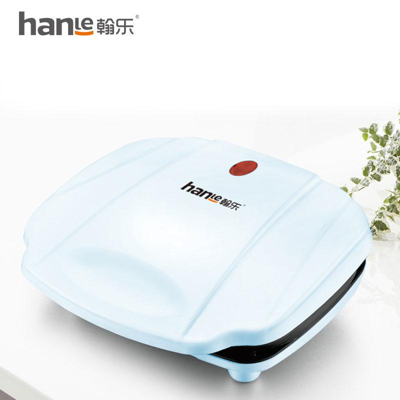 翰乐HL-K01不粘便携迷你烤盘22cm