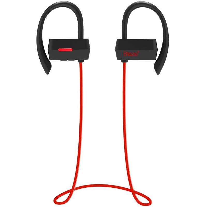 运动蓝牙耳机 D16 黑色