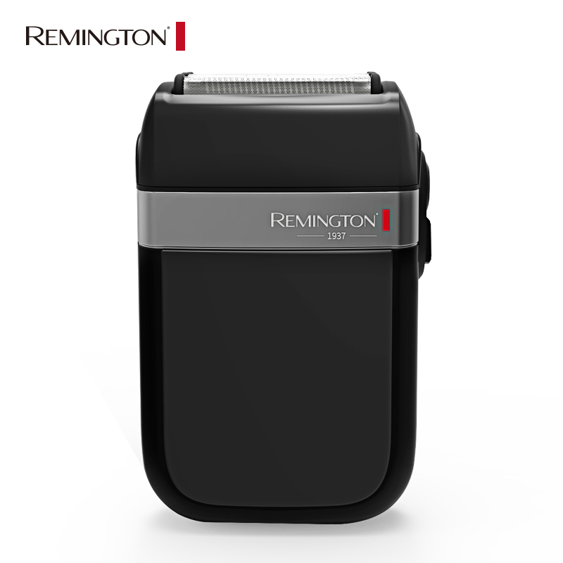 雷明登(REMINGTON)电动剃须刀 全身水洗充电往复式刮胡刀 复古系列 黑色款 R301HAB