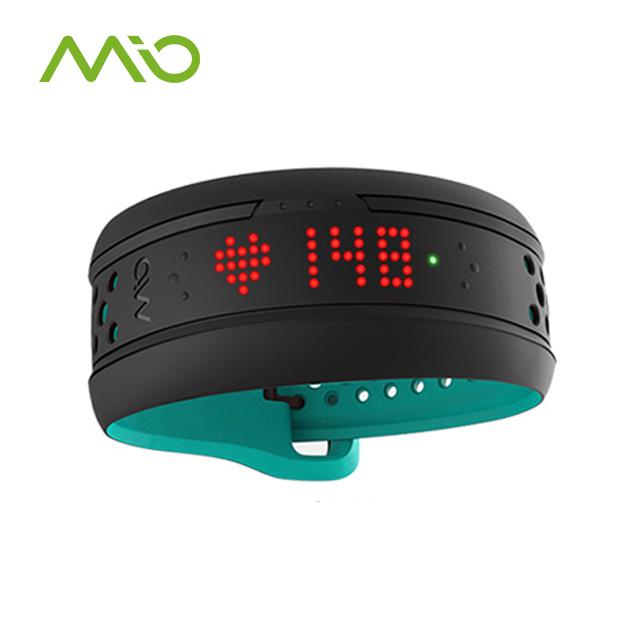 美国迈欧fuse心率光电监测手环 游泳运动户外跑步手环
