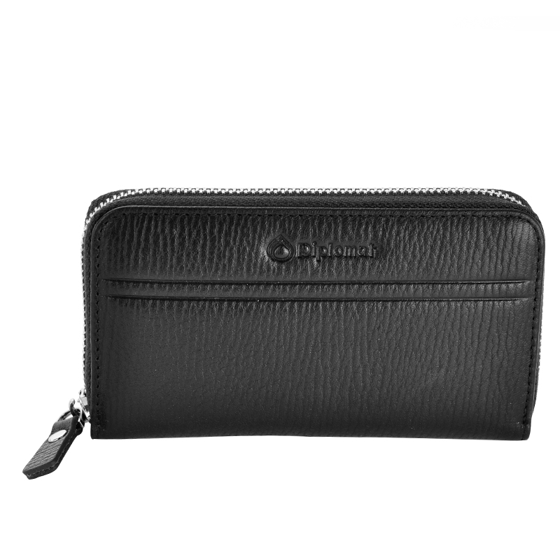 Diplomat外交官 钥匙包DS-1268-2 黑色 1个装