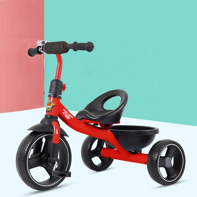 超级飞侠 儿童三轮脚踏车MP-SLC03