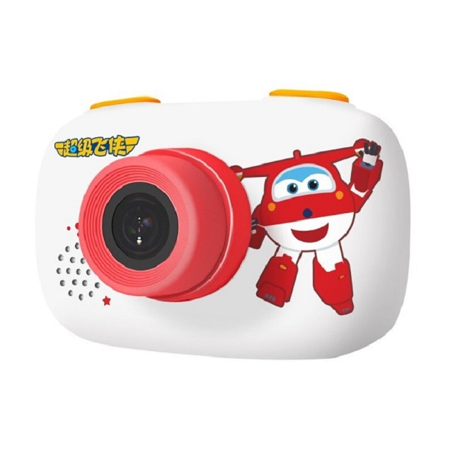 超级飞侠 儿童照相机赠4G内存卡 MP-XJ001
