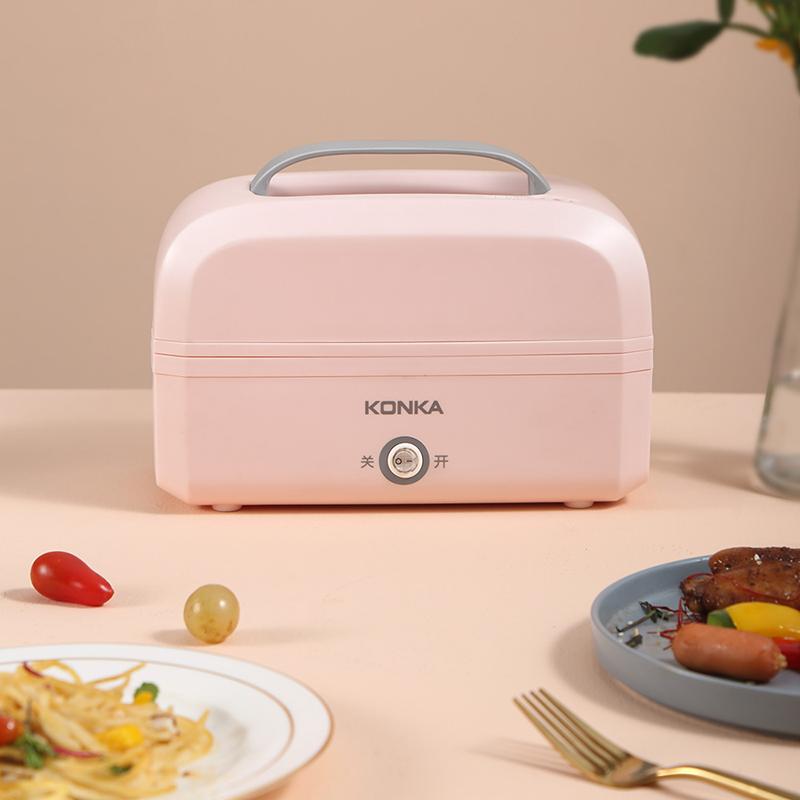 康佳(KONKA)蒸煮电子饭盒KGZZ-2130P