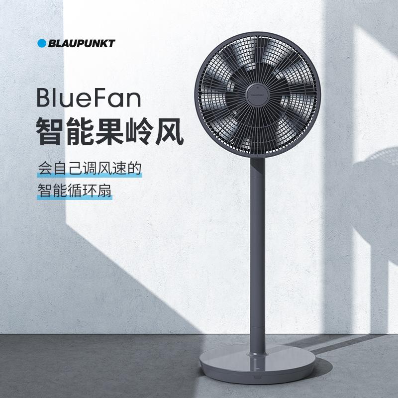 德国蓝宝空气循环扇家用台式立式循环风扇落地静音对流变频电风扇X1