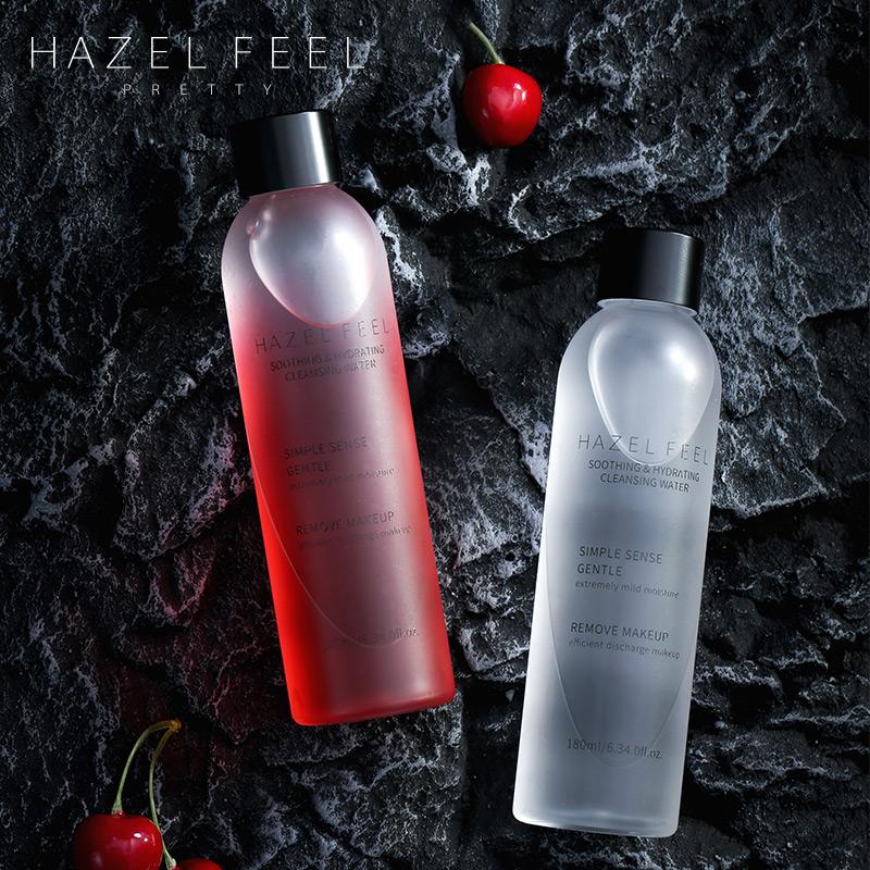 HAZELFEEL卸妆水脸部清洁卸妆液眼唇深层卸妆油