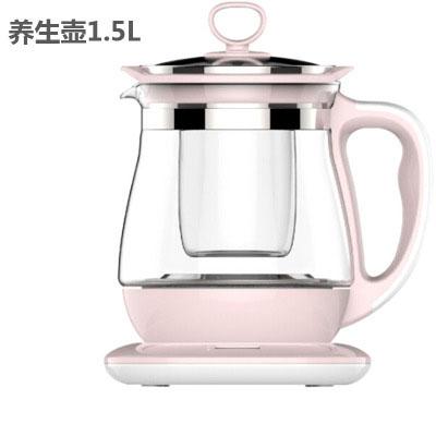 九阳(Joyoung) K15-D65S 养生壶自动加厚玻璃多功能燕窝壶电水茶壶