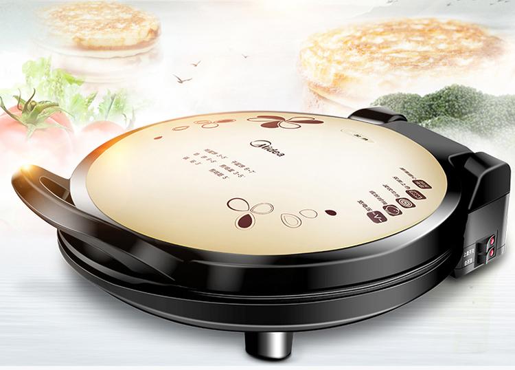 美的煎烤机JHN34Q