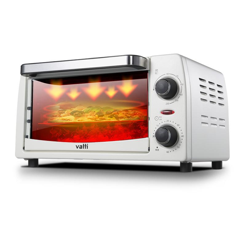 华帝(VATTI)电烤箱 家用多功能迷你小烤箱 双层烤位 10GW01