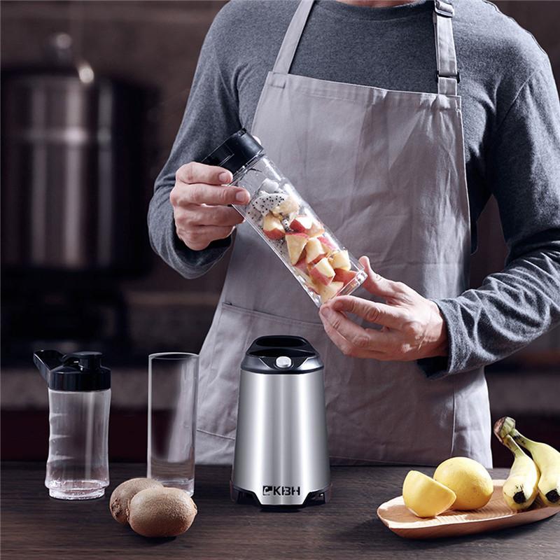 康巴赫榨汁机家用搅拌机随心杯迷你学生宿舍炸果汁机榨汁杯炸汁机