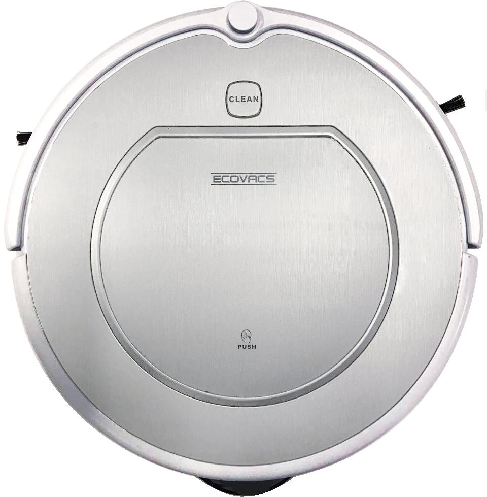 科沃斯(Ecovacs)扫地机器人家电吸尘地宝CEN335 自动洗地机 全自动家用超薄智能扫拖一体机 地宝CEN335