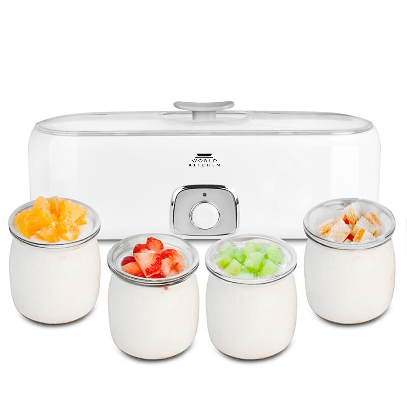 康宁餐具酸奶机家用小型全自动酸奶发酵机自制大容量多功能WK-YM/UJ