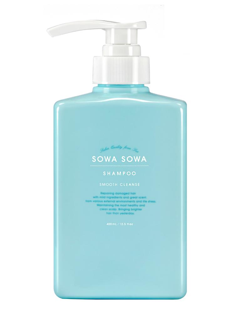 sowasowa修护套装洗发水护发素氨基酸丰盈蓬松夏日清爽生发护发洗发水