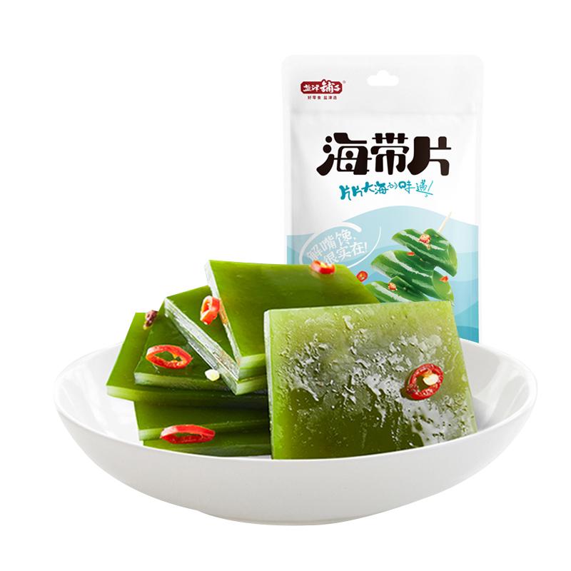 盐津铺子 海带片(香辣味)50g*3包