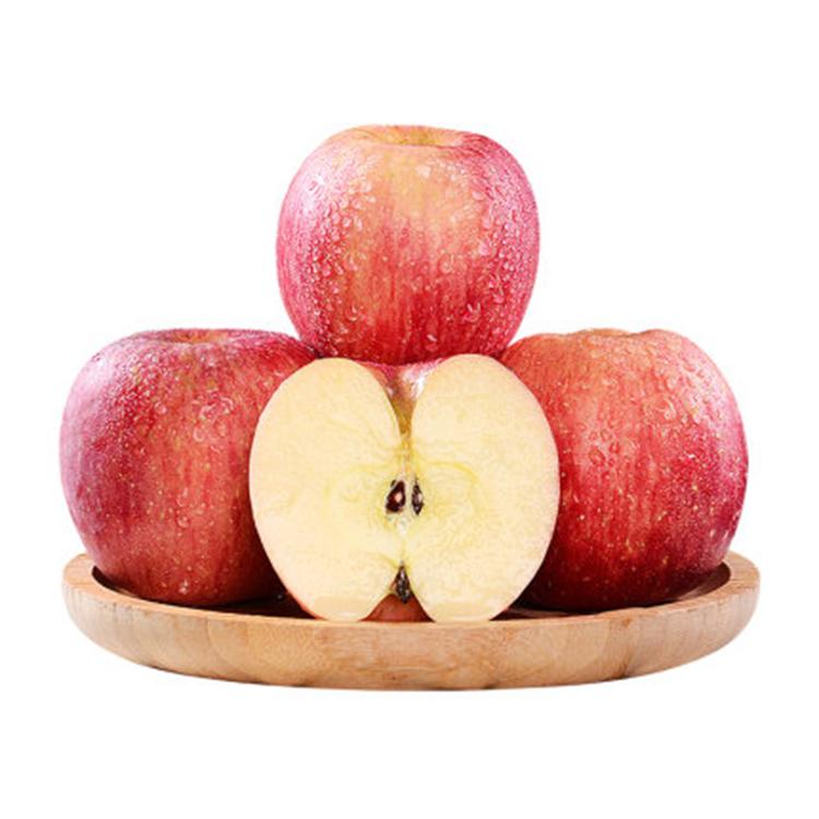 【盛谷夫】陕西红富士苹果脆甜一级精品带箱10斤包邮