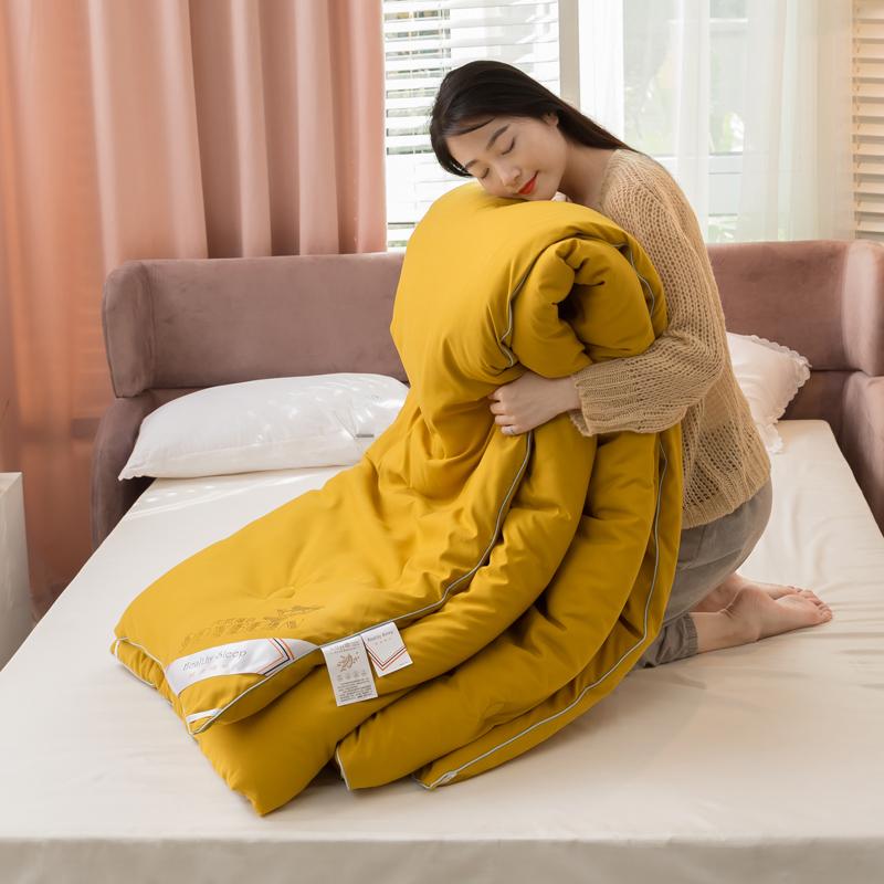 【蒋欣代言】俞兆林 大豆被洛卡棉大豆纤维保暖被子被芯春秋被冬被