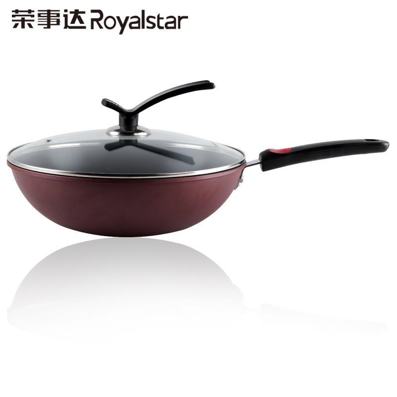 荣事达Royalstar精铁小炒王 RCG3218  32CM