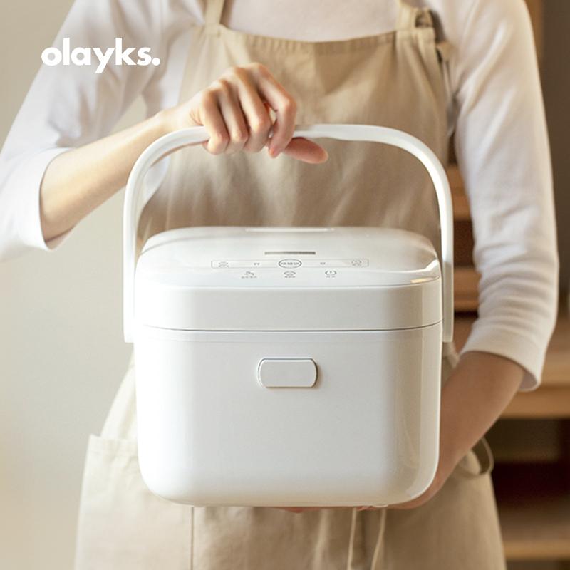 olayks低糖电饭煲家用智能3L预约定时电饭锅1-4人