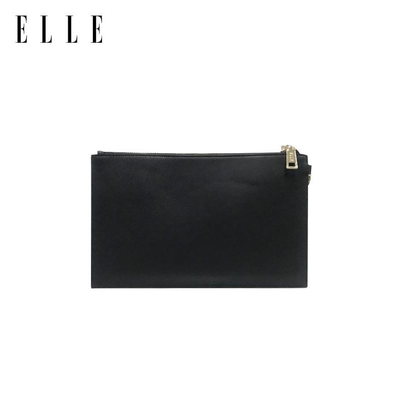 ELLE(她)时尚手拿包90148 黑色