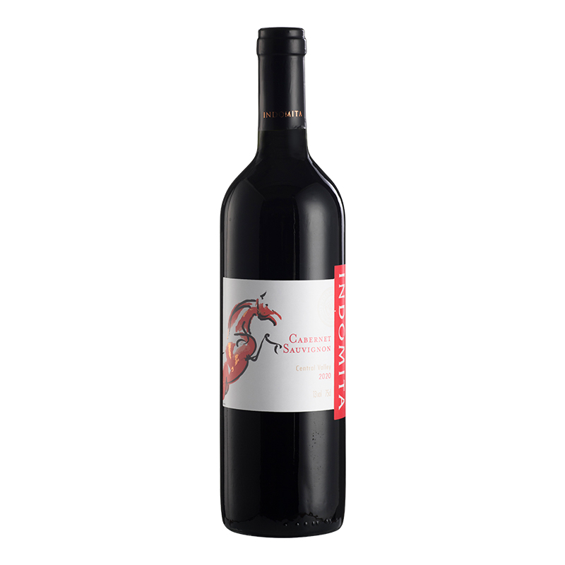 张裕 智利魔狮格狮马赤霞珠干红葡萄酒
