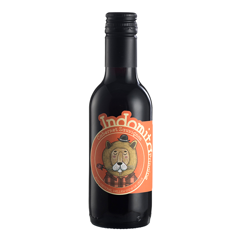 张裕智利魔狮酒庄原瓶进口魔力狮子王子赤霞珠干红